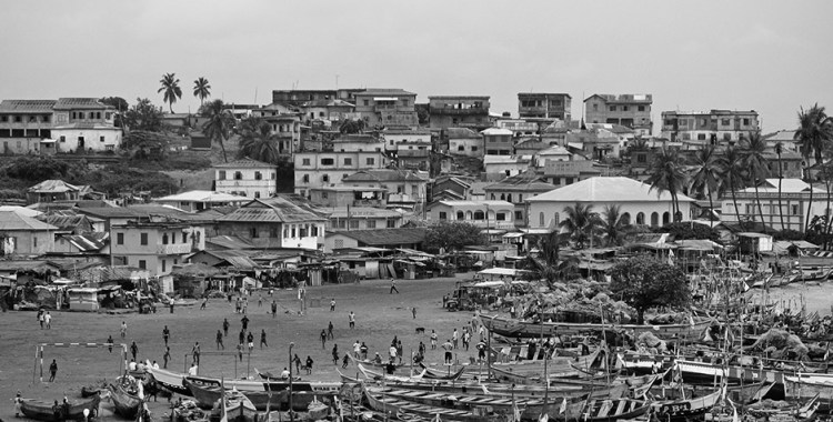 Finding the pathway to a resilient future for the Greater Accra Metropolitan Area