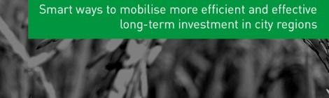 在城市地区启动更高效长期投资的智慧方式 - 报告