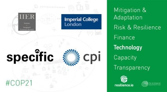 Technology Transfer – COP21