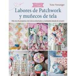 Labores de patchwork y muñecos de tela de TIlda