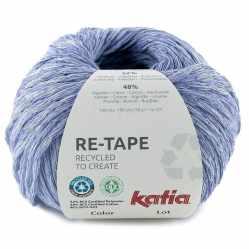 lana-hilo-retape-tejer-poliester-reciclado-de-botellas-de-plastico-algodon-tejano-claro-primavera-verano-katia-203-fhd