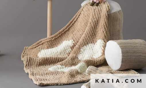 patron-tejer-punto-ganchillo-bebe-toquilla-otono-invierno-katia-6933-30-g