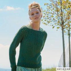 patron-tejer-punto-ganchillo-mujer-jersey-primavera-verano-katia-6254-30-g