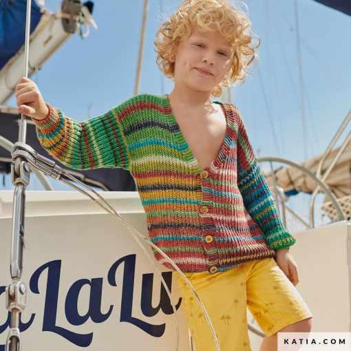 aptron chaqueta niños2021 verano
