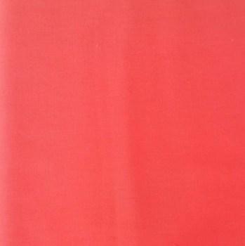 telas mascarilla y patchwork rojo liso