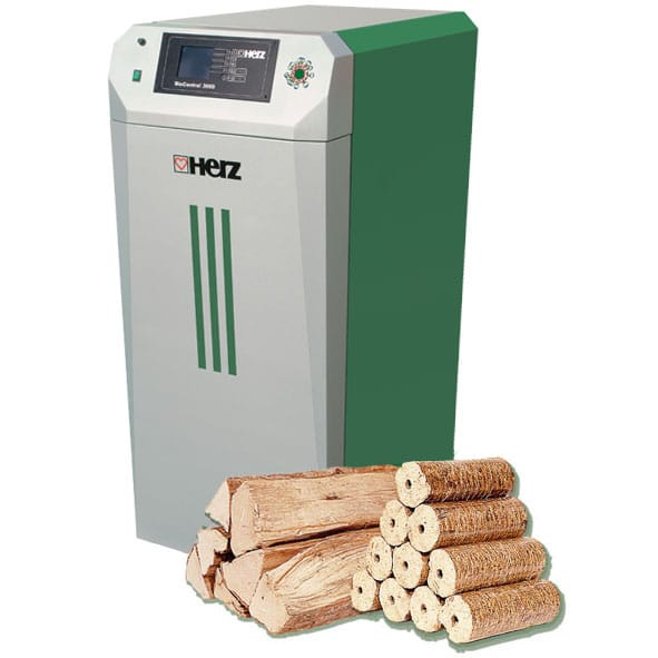 Pellet Boilers