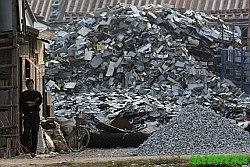 Chatarra electrónica (e-waste)