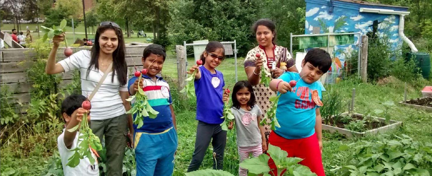 Malton Summer Gardening Program