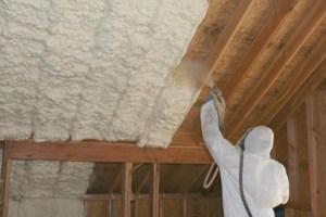 Spray Foam Insulation Advantages