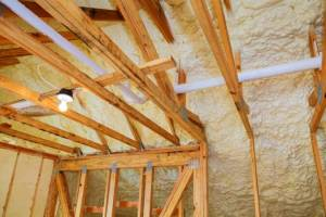 Why Insulate Your Attic With Spray Foam?