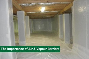 The Importance of Air and Vapour Barriers