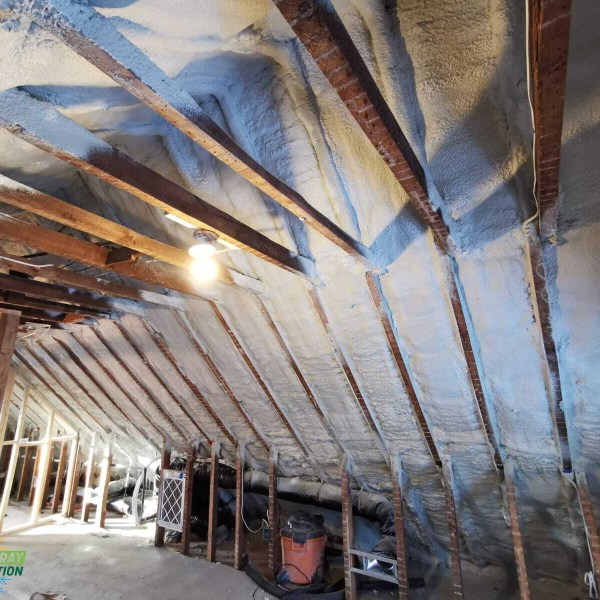 Spray Foam Insulation 5
