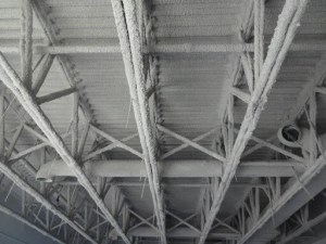 Cementitious Fireproofing