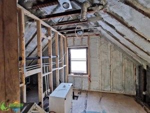 Spray Foam Insulation Can Reduce Energy Consumption