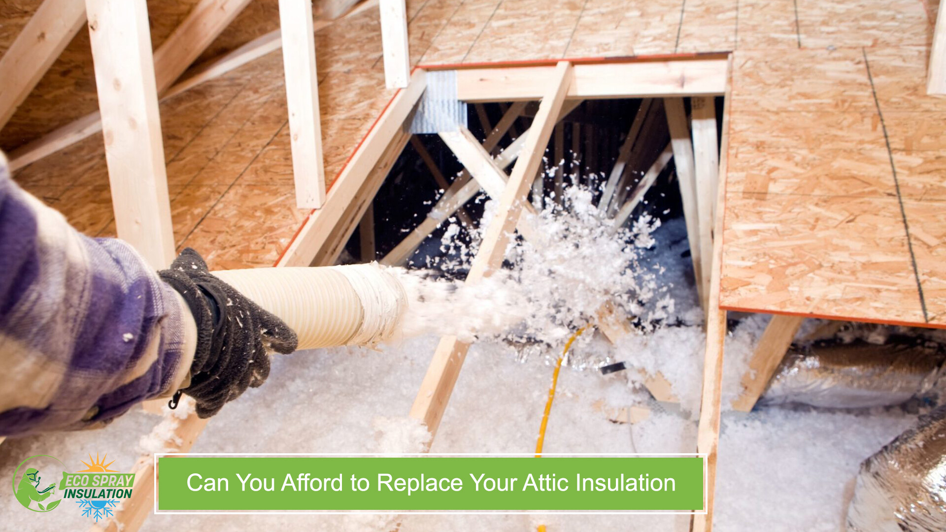 Can You Afford to Replace Your Attic Insulation