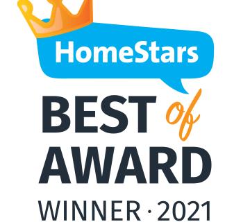 Homestars Best of Award