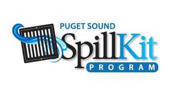 program logo with storm drain