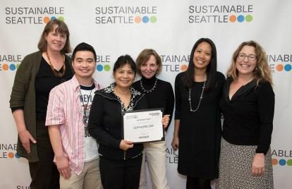 Sophorn Sim named Sustainability Hero.