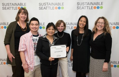 Sophorn Sim named Sustainability Hero.