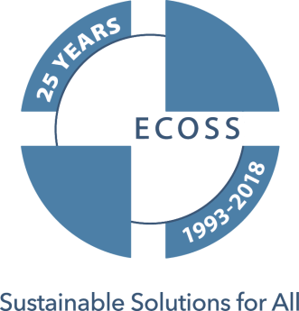 ECOSS: 25 years, 1993-2018 - Sustainable Solutions for All