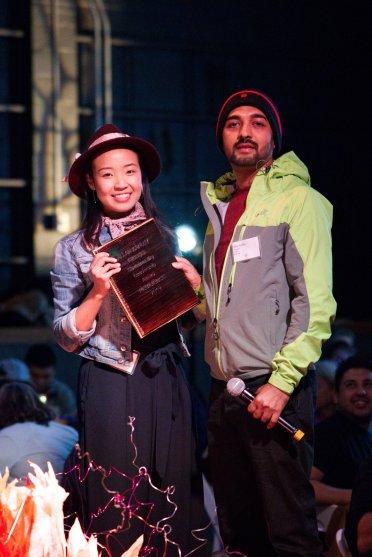 Allan Kafley named Sustainability Hero in 2019. Photo Credit: Sam Le.