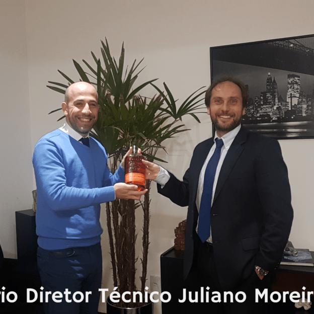 Aniversário Diretor Técnico Juliano Moreira.