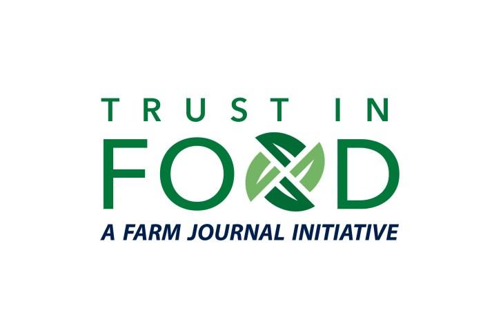 Trust in Food: A Farm Journal Initiative