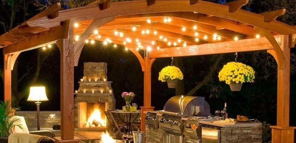 10 best outdoor solar string lights in
