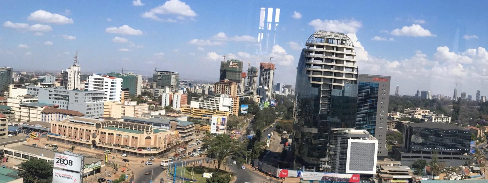 Nairobi in September 2018