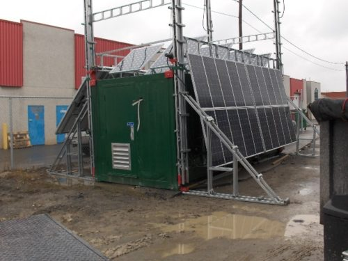 ATS Solar Container