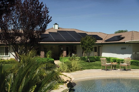 Home Solar Electric System