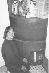 Caro-Patti Kneeling