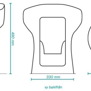 EcoDry Dimensions