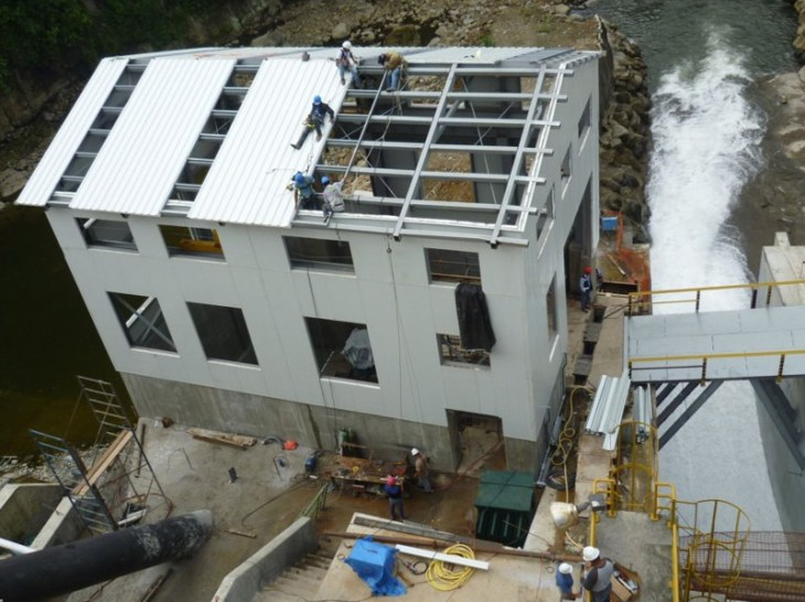Hidroelectrica 3