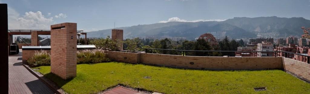 Cubierta Verde Bogota