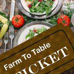 Ecotone Farm's  First Farm To Table Dinner Event Will Be Postponed.