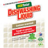 ECOTotal Australia safe and natural Dishwashing Liquid household cleaning product label
