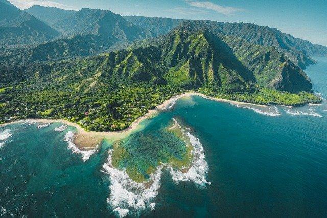 ハワイのエコリゾート