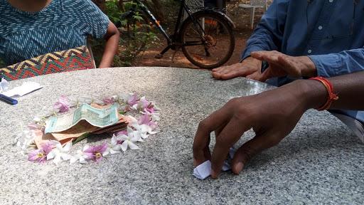 Auroville economics