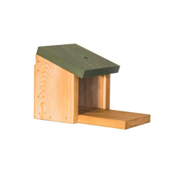 Voederhuis voor eekhoorns