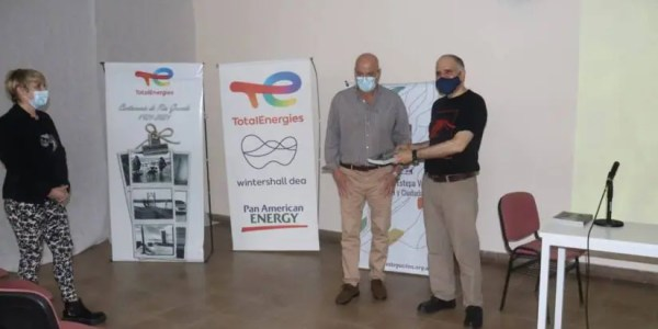 TOTAL ENERGY Y ESTEPA VIVA