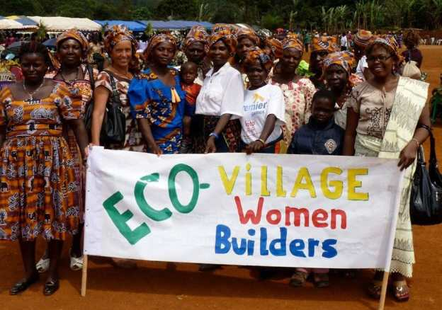 Eco build women cooperative