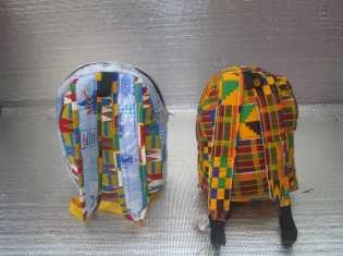 Eco-Clean Ghana bagpack1