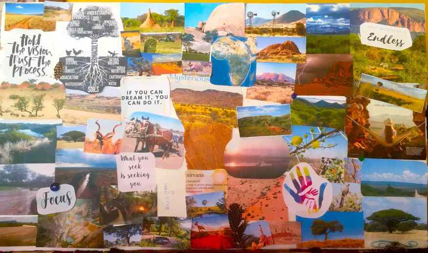 Our Vision Board