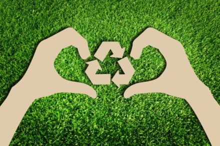 recycle to be eco-friendly