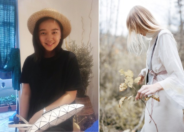 Jacqueline Zeyi Chen of Zeyi Studio will compete in Eco Fashion Week Australia Upcycling Challenge