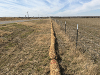 Erosion Control Logs by EcoWattle on FM 1807 Johnson County
