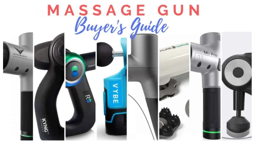 Which massage gun is the best