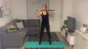 Eco Whiff Pilates Resistance Bar