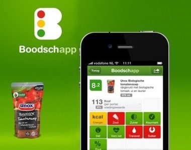 Bewustere keuzes maken met de Boodschapp app